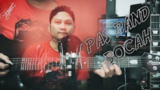 Tutorial Belajar Gitar Melodi Pas Band Bocah By Sobat P 🎸