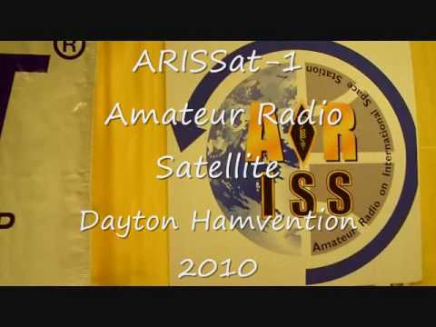 ARISSat Amateur Radio on International Space Station- Amateur Radio