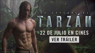 La Leyenda de Tarzán - Tráiler oficial en castellano HD
