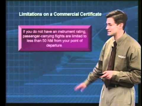 Commercial Pilot Airplane - IFR Operations - ASA (Aviation Supplies & Academics)