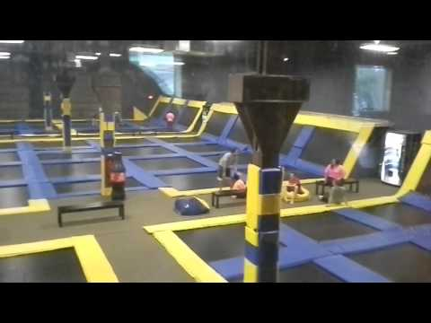 Chattanooga TN JUMP PARK overview