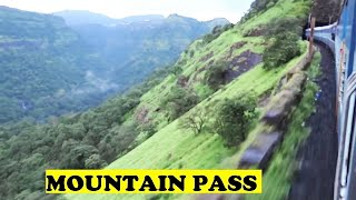 WCAM2 Indore Pune Bhor Ghats / Mountain Pass