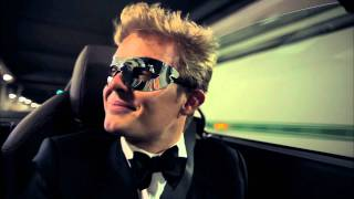 F1 - Mercedes GP - Nico Rosberg in the new SLK-Class - Commercial