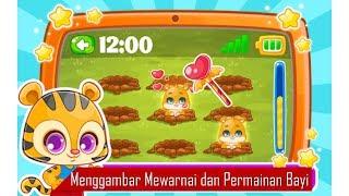 Baby Tablet | Game Seru Anak Anak, Menggambar, Mewarnai dan Permainan Bayi