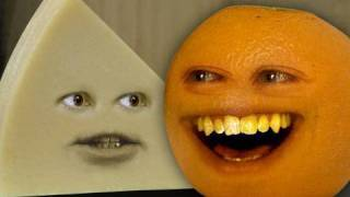 Annoying Orange - A Cheesy Episode
