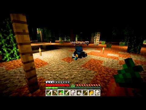 MINECRAFT - Uncharted Territory 2 - Episodio 7 - L3TCraft -