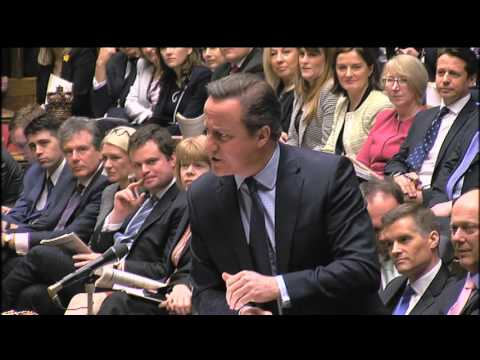 Prime Minister's Questions: 24 February 2016