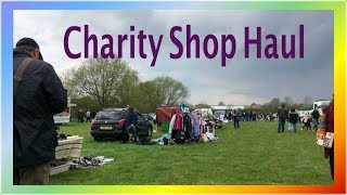 Ebay Reselling - Charity Shop Haul / Boot Sale Disaster