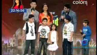 BADMASH COMPANY - EK SHARARAT HONE KO HAI promo on India's Got Talent-3 on 16/09/11