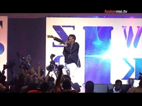 Samklef And Yung6ix Performance At Wizkid Album Launch Concert video