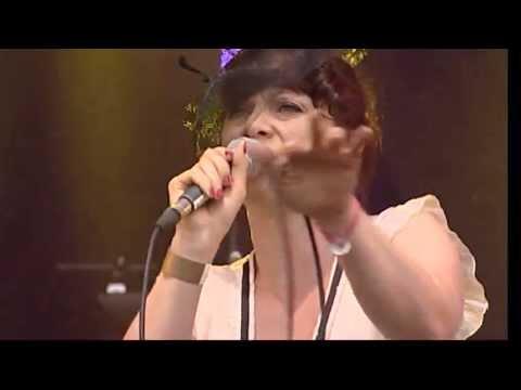 Budapest Bár feat. Melanie Pain - BT River of Music Festival, London, 2012
