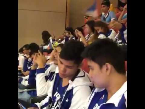 Alyssa Valdez - ASEAN University Games 2016