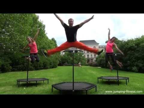 Jumpking trampolin