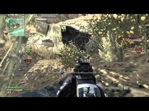 Modern Warfare 3 | Road to M.O.A.B a escopeta Ep4