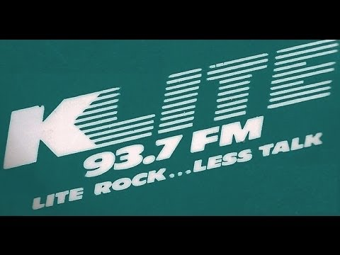 K-Lite 93.7 Houston - Aircheck (1991)