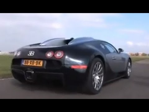 Bugatti Veyron vs BMW M3 Video