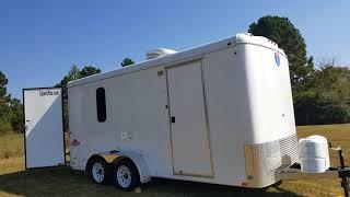 Cargo Conversion Build Discussion - Choosing a trailer