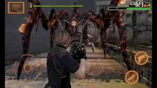 Resident Evil 4 Versão Android Gameplay Mission 22 Final
