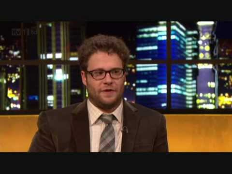 Seth Rogen on The Jonathan Ross Show 15/10/11