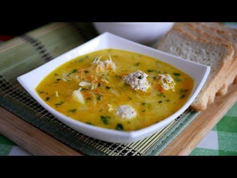 """СУП """"ДЕРЕВЕНСКИЙ"""". 20 минут и Очень вкусный суп готов."""