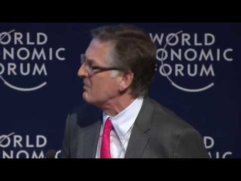 Davos 2014 - Forum Debate: Rethinking Technology and Employment