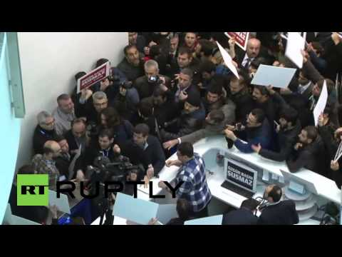 Turkey: Police attempt to illegally detain hundreds of journalists and fail