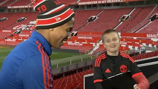 Charlie Interviews Ashley Young