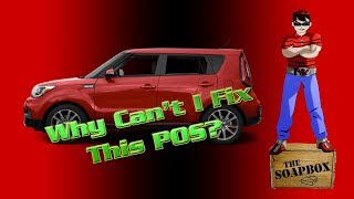 Why Can't Modern Cars Can't Be Fixed - Shades' Soapbox