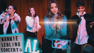 ANNIELEBLING  POP UP CONCERT & 14th BIRTHDAY Party | Annie Leblanc