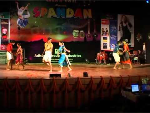 Apdi Pode Pode...dance Performed By Sanish Kerketta... video