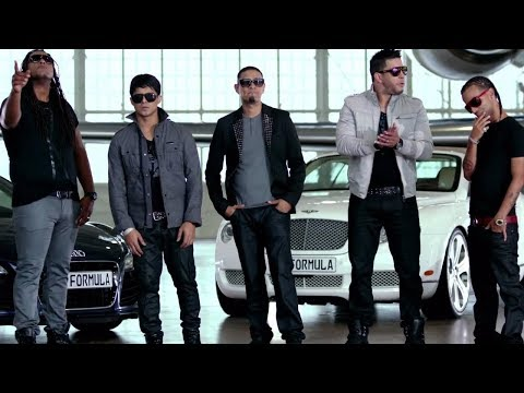 La Formula Sigue - Arcangel, Plan B, Zion y Lennox, RKM y Ken-y [LAFORMULA] Video Oficial