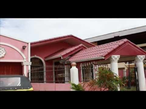 Tunapuna split level home trinidad and tobago real for Modern homes designs trinidad