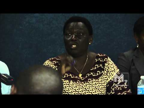 Q & A Zoe Bakoko Where Is The Leadership When Rape And Plunder Take Place On Their Watch? video