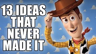 13 REJECTED IDEAS From Toy Story EVERYONE Should Hear! | Plot Twists #3 - Jon Solo