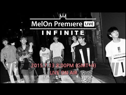 [MelOn Premiere Teaser] INFINITE(인피니트) _ 5th Mini Album 'Reality' Showcase ('Reality' 쇼케이스 티저)