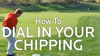 Chipping Ratios - How to Dial In Your Chipping