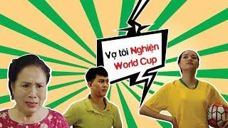 Phim ngắn Vợ tôi Nghiện World Cup | Sữa chua yến mạch Yo-oat