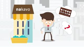 NAKAVO - coffee shop for a good cause
