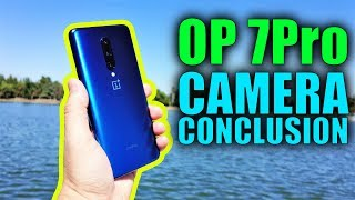 OnePlus 7 Pro Camera Conclusion: Hardware Advantage, Software Gremlins