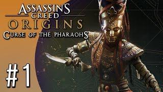 Curse of the Pharaohs DLC #1 (Assassin's Creed: Origins)