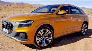 2019 Audi Q8 Review--THE ALL-NEW AUDI