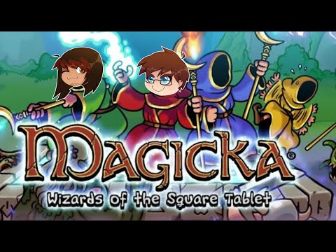 Magicka - Wizards of the square tablet - Episode 2 af 2