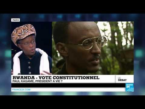 Rwanda : Paul Kagame, président à vie ? (partie 1)