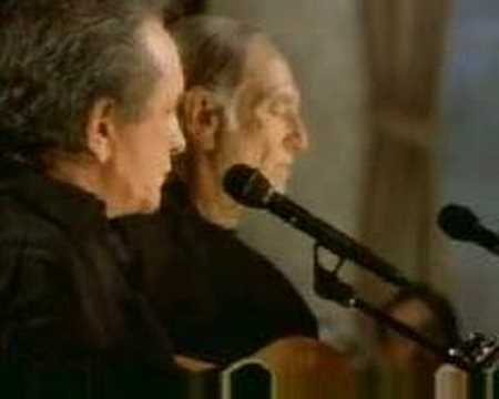 Johnny Cash & Willie Nelson - Folsom Prison Blues Music Videos