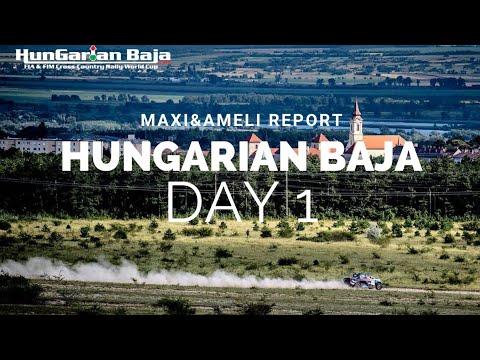 Hungarian Baja 2019 Day 1