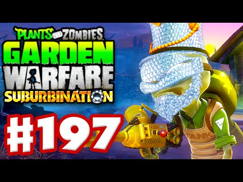 Plants vs. Zombies: Garden Warfare - Gameplay Walkthrough Part 197 - Solider Bling
