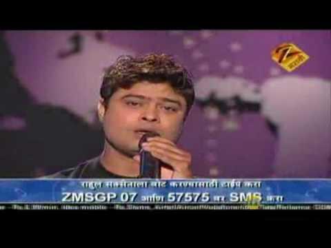 SRGMP7 Jan. 11 10 Man Udhan Varyache - Rahul Saxena