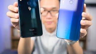 So sánh Vsmart Active 1+ và Xiaomi Redmi Note 7