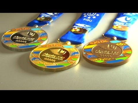 Презентованы медали зимней Универсиады-2017
