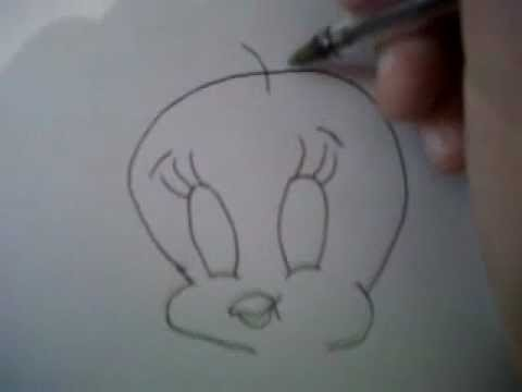 How To Draw Tweety Bird video